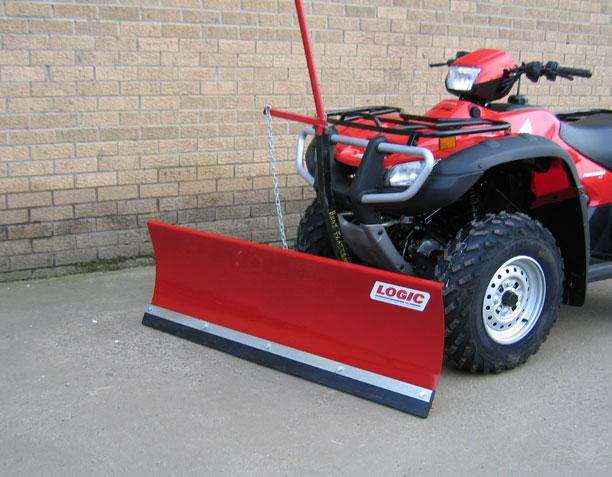 Sneeuwschuif ATV