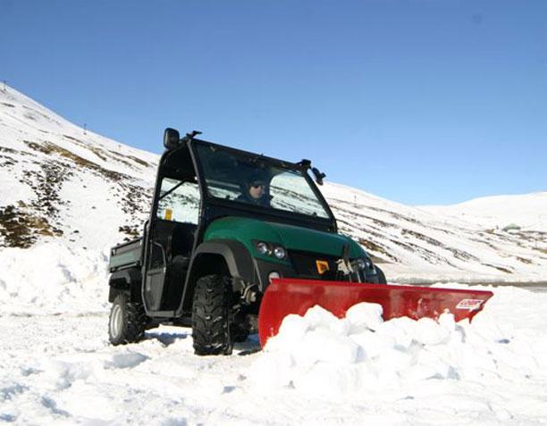 Sneeuwschuiver